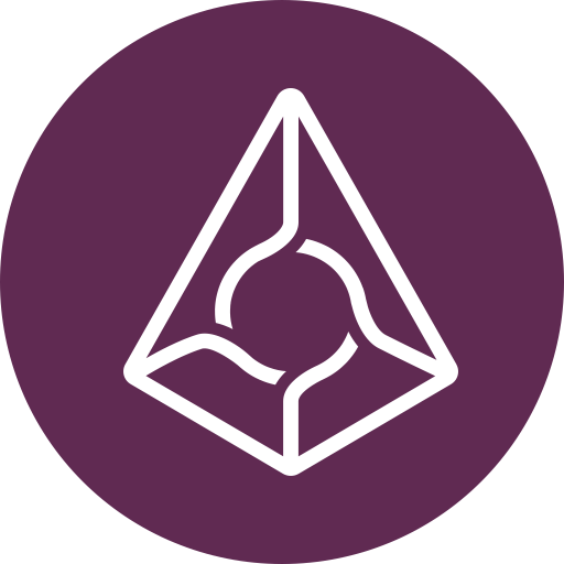 Augur Rep Icon Cryptocurrency Flat Iconset Christopher Downer