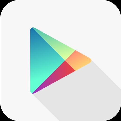 Some Help Change Icon Shape Of Google Play Store App