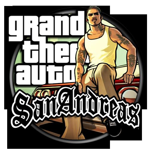 Download Free Gta San Andreas Hd Icon Favicon Freepngimg
