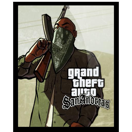 Gtasanandreas Icon