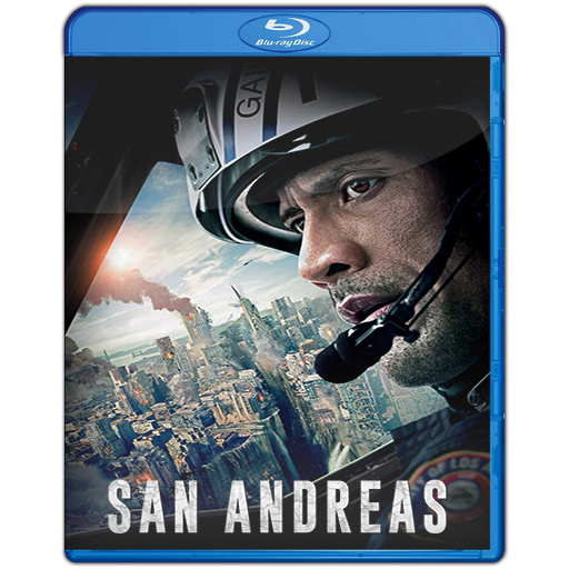 San Andreas Movie Folder Icons