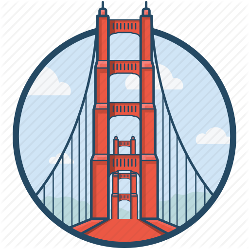 America, Golden Gate, Golden Gate Bridge, San Francisco, United
