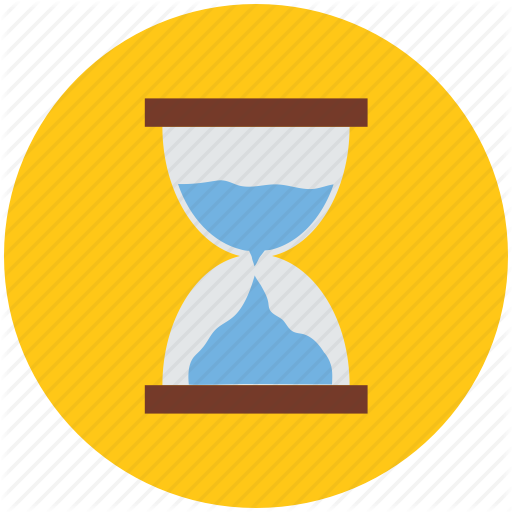 Chronometer, Glass Hour, Hourglass, Sand, Time, Timer Icon