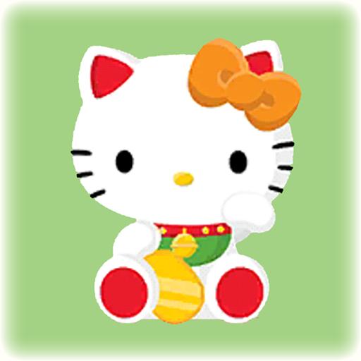 Find The Hidden Hello Kitty! Round Shaped Sanrio Avatars Hello