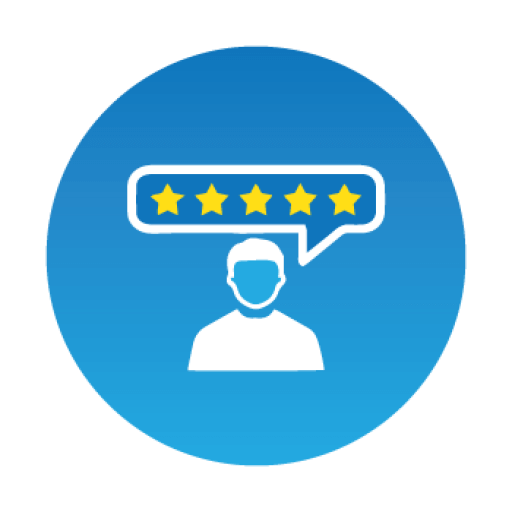 Cropped Reviews Icon