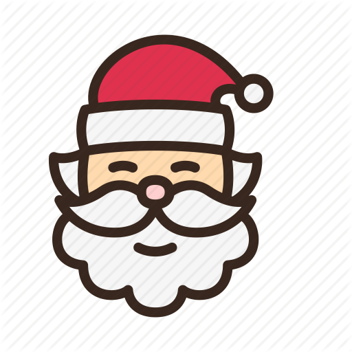 Beard, Christmas, Hat, Merry Christmas, New Year, Santa, Santa