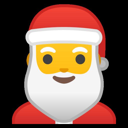 Santa Claus Icon Noto Emoji People Stories Iconset Google