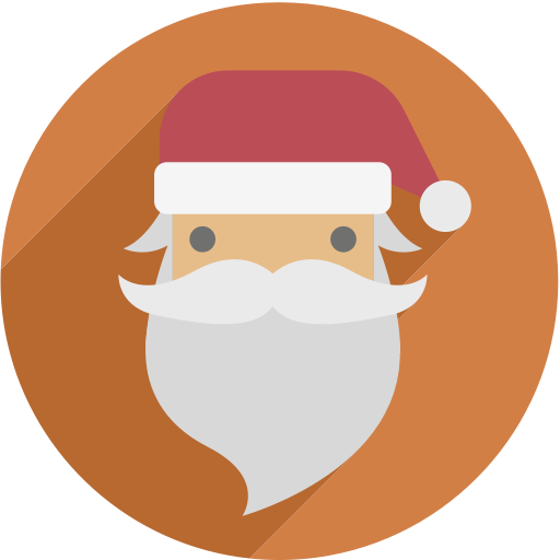 Santa Claus Icon With Png And Vector Format For Free Unlimited