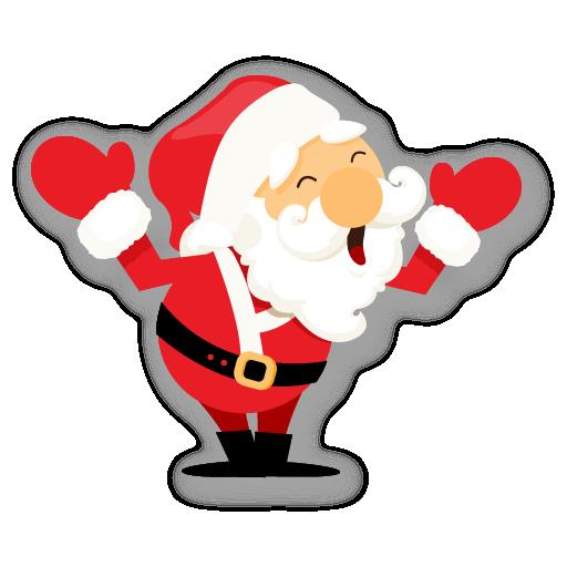 Christmas Santa Claus Icons Download Free Icons