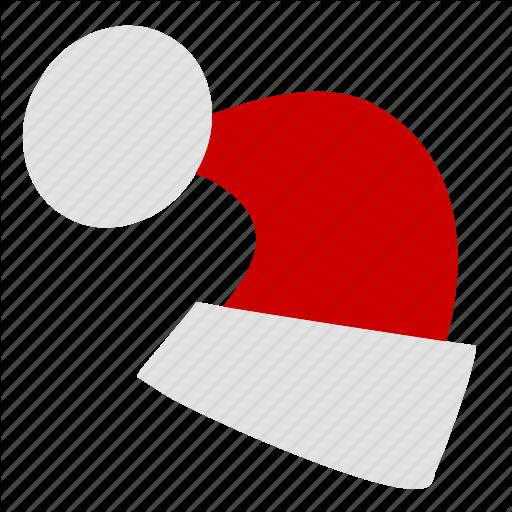 Celebration, Christmas, Hat, Noel, Santa Claus, Winter, Xmas Icon