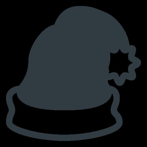 Santa, Hat, Christmas Icon Free Of Christmas Glyph