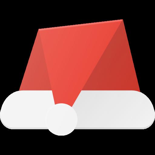 Santa, Hat, Christmas Icon Free Of Christmas Flat