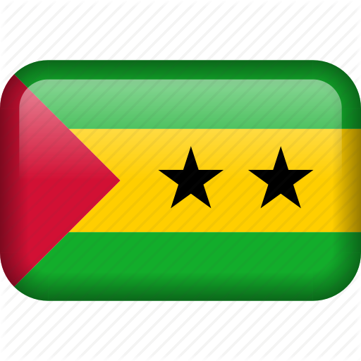 Country, Flag, Sao Tome And Principe Icon