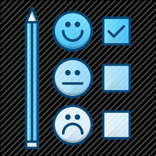 Customer, Rate, Satisfaction, Survey Icon