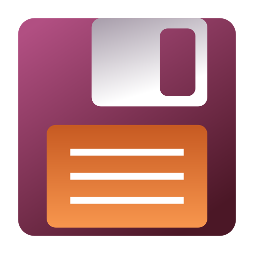 As, Document, Guardar, Save Icon