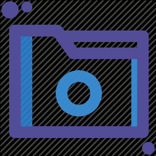 , Folder, Load, Loading, Media, Record, Save Icon