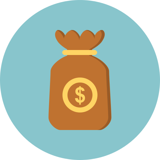 Money Bag Png Icon