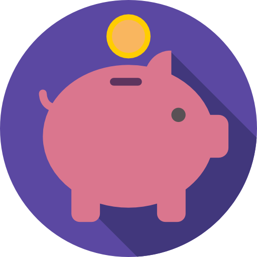 Piggy Bank, Savings, Funds, Save, Business And Finance, Coin