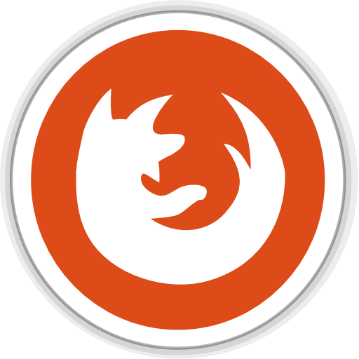 Firefox Icon Simple Iconset Kxmylo