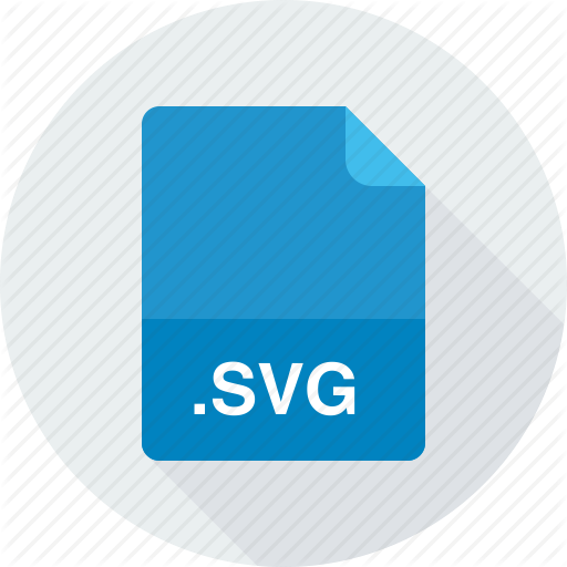 Scalable Vector Graphics File, Icon