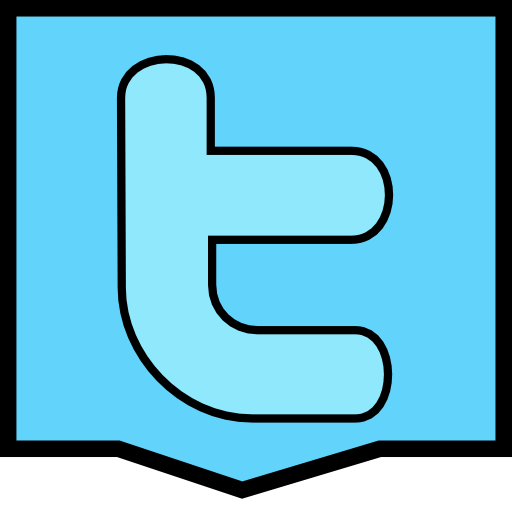 Twitter Icon Scalable