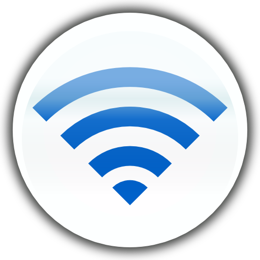 Airport Wifi Icons Scalable