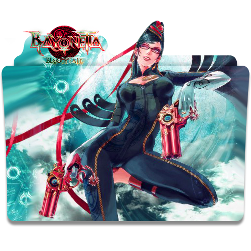 Bayonette Blood Fate Folder Icon