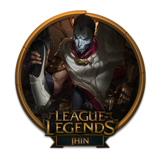 Icon For League Of Legends Artwork Belongs To Riot Games Jhin
