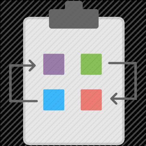 Action Plan, Plans, Procedures, Scenario, Strategies Icon