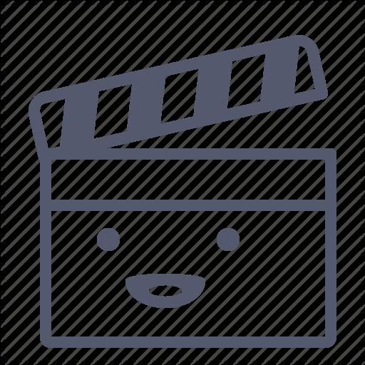 Filming, Movie, Record, Scene Icon