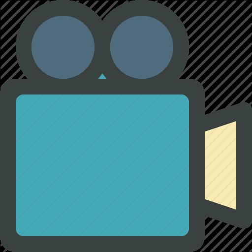 Movie Scene Action Icon