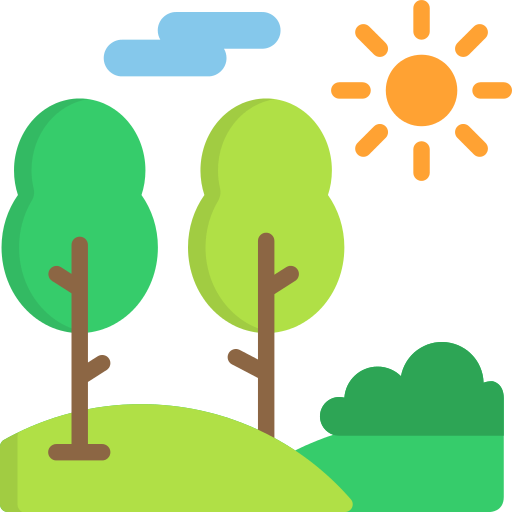 Garden Scenery Png Icon