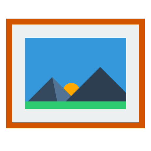 Image, Photo, Picture, Scenery Icon