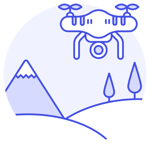 Nature, Scenery, Videos, Drone Icon Free Of Sreamline Ux Drones