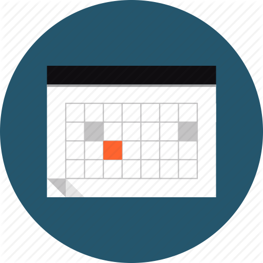 Meeting Schedule Icons Images