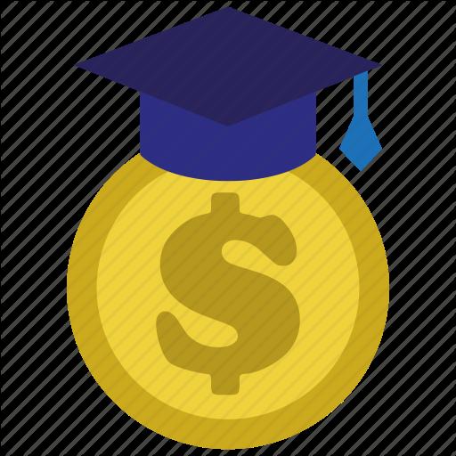 Education, Graduation, Money, Scholarship, Winner Icon