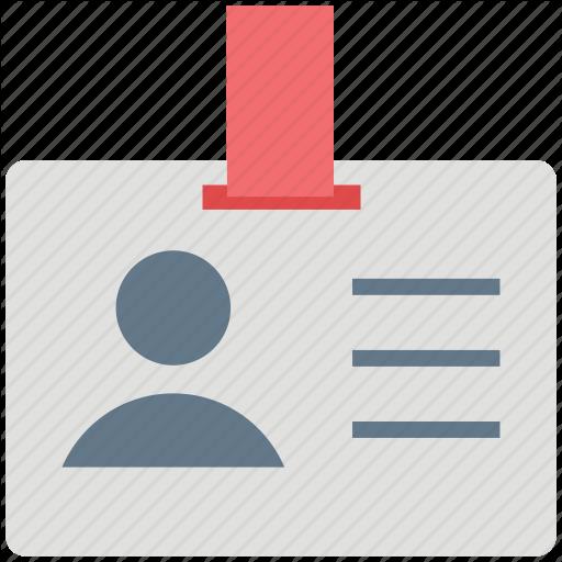 Employment Card, Id Card, Identity Card, Student Card, Volunteer