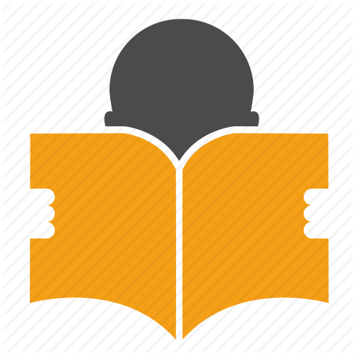 Book, Child, Education, Paper, Reading, School, Student Icon