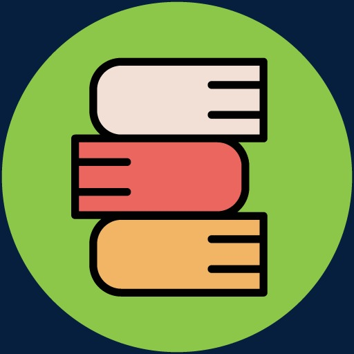 Educational Picture Material Educational Material,book Icon