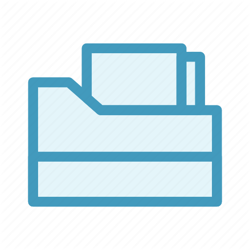 Arsip, Education, Folder, School, Studen, Study Icon