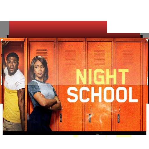 Night School Folder Icon