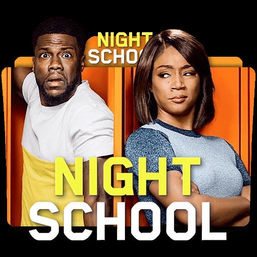 Night School Movie Folder Icon