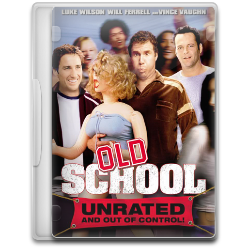 Old School Icon Movie Mega Pack Iconset