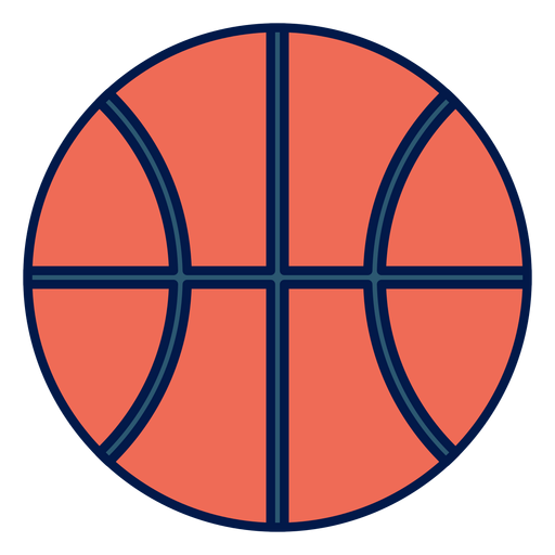 Basketball Ball School Icon