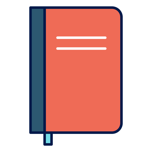 Notebook School Icon