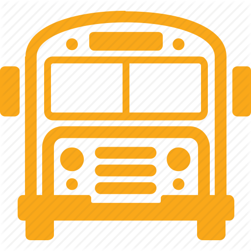 Bus, School, Transport, Transparent Png Image Clipart Free Download