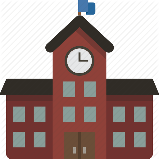 Schoolhouse Vector School House Transparent Png Clipart Free