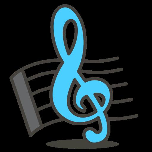 Musical, Score Icon Free Of Free Vector Emoji