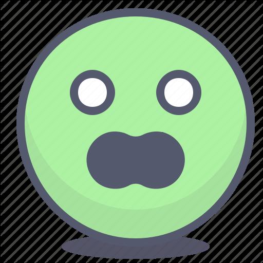 Emoji, Emotion, Face, Scream, Smile Icon