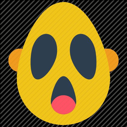 Emojis, Emotion, First, Painting, Scream Icon
